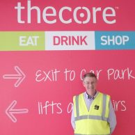 The Core Shopping Centre Leeds Mick Ashall