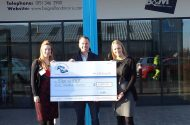 Stick n step cheque from B&M Waste